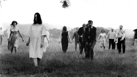 night of the living dead george romero ghouls zombies