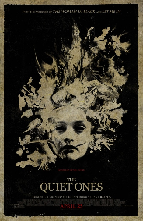 the quiet ones large movie poster