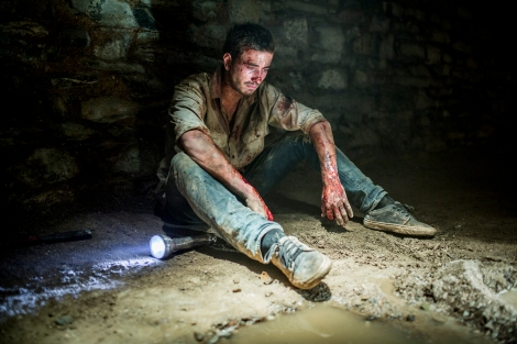 Wolf Creek 2 Ryan Corr tunnels lair