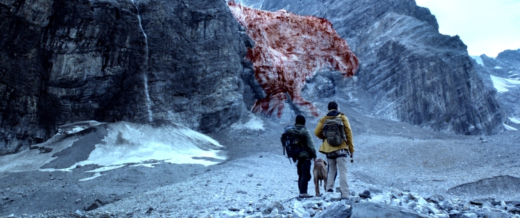 blood glacier blutgletscher movie scientists mountains