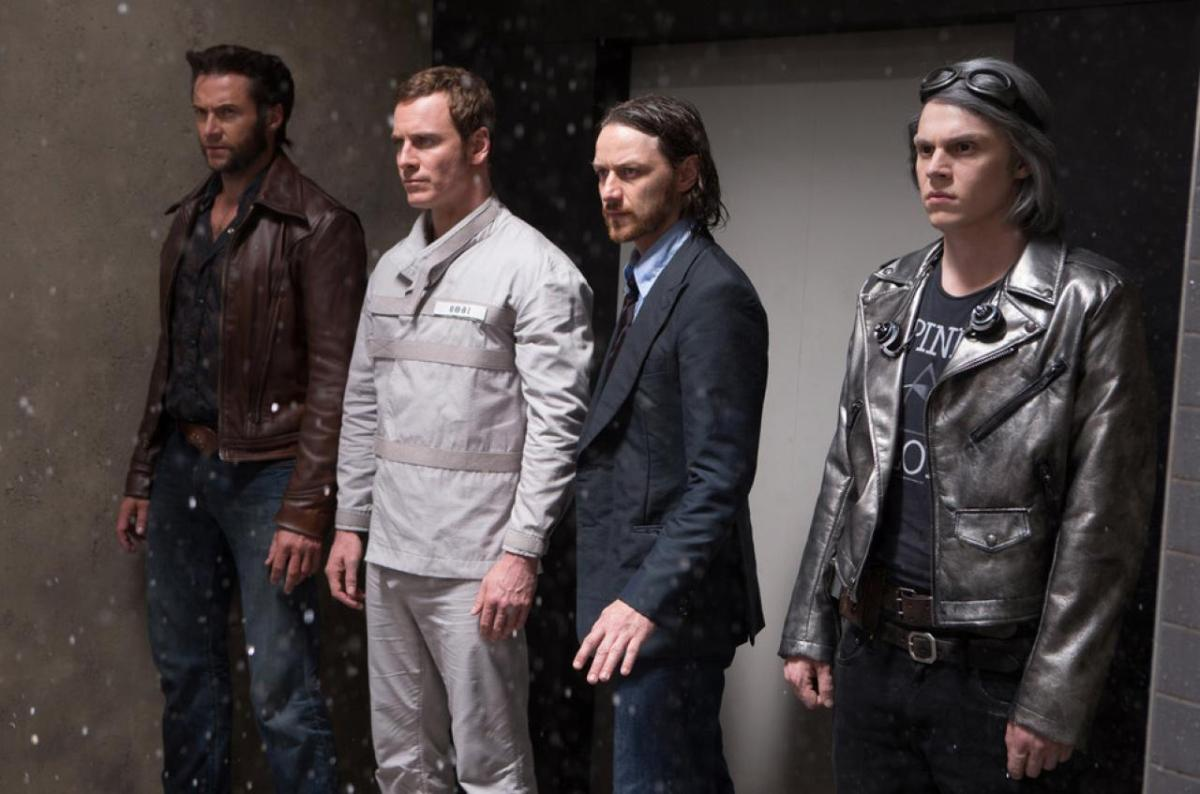 X-Men: Days of Future Past (2014) [REVIEW] | The Wolfman ...