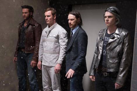 x-men days of future past pentagon escape quicksilver