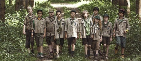 cub movie belgium boy scouts woods