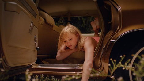 it follows movie maika monroe car