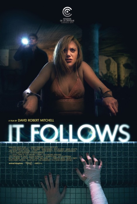 it follows movie poster large maika monroe