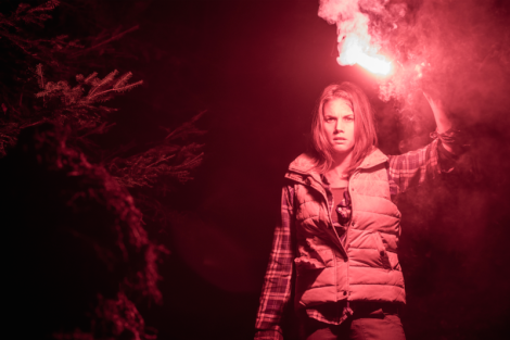 backcountry movie missy peregrym road flare