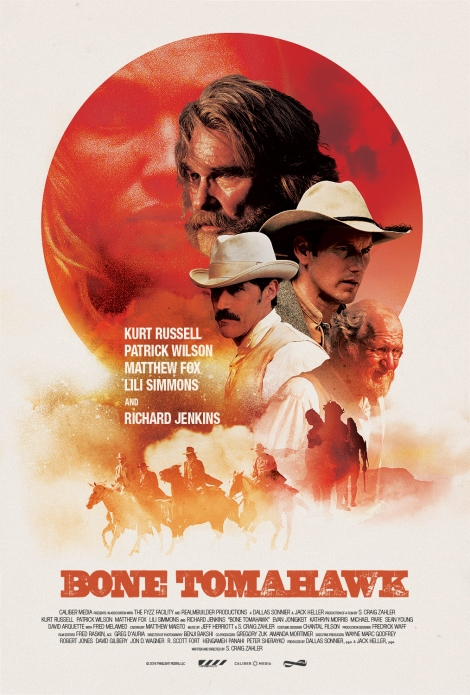 bone tomahawk movie poster 2015 large kurt russell mustache
