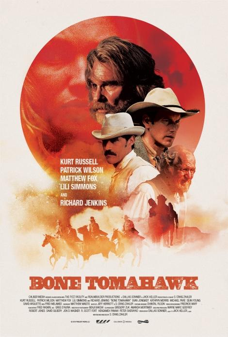 bone tomahawk movie poster 2015 large kurt russell mustache
