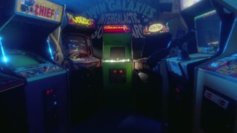 man vs snake the long and twisted tale of nibbler arcade cabinet