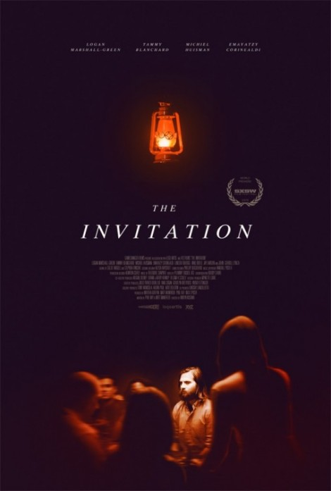 the invitation movie poster horror large