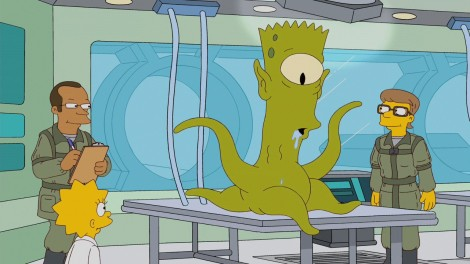 treehouse of horror xxii enter the na'vi simpsons