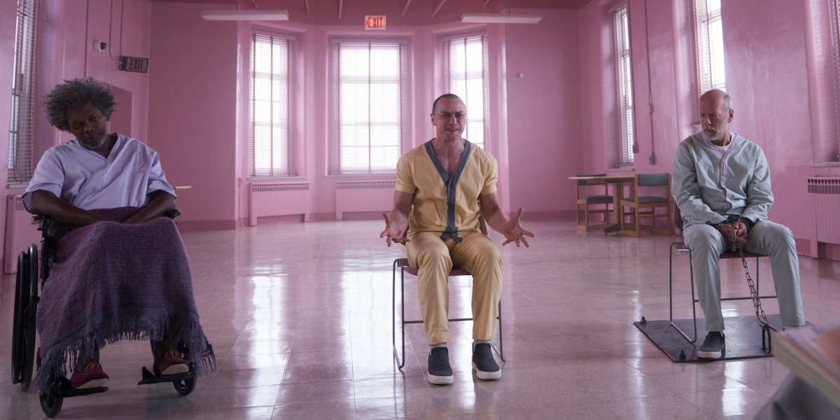 Glass (2019) [REVIEW]